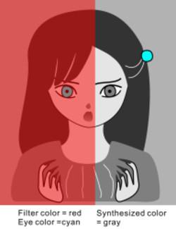 Eyecolorconstancycyanlss